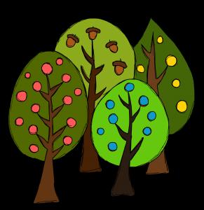 Maradék fa alapanyag mákvirág