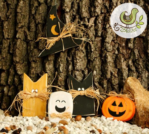Halloweeni dekoráció – gyerekfoglalkozás is